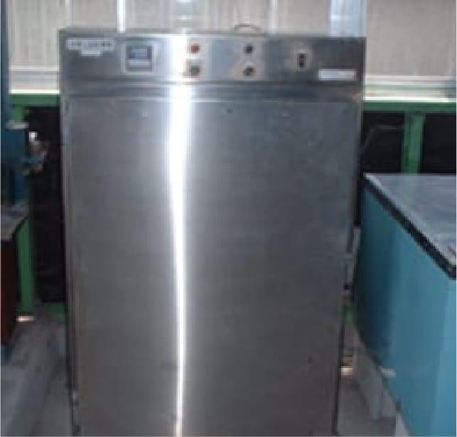 高温乾燥機